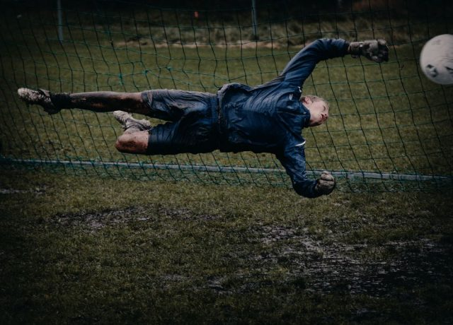 Er det danske herrelandshold i fodbold ubesejret eller ej?