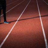 Ukendt - men farverig - atletikudøver er død