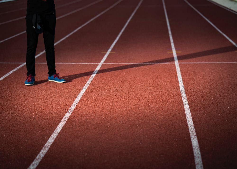 Ukendt – men farverig – atletikudøver er død