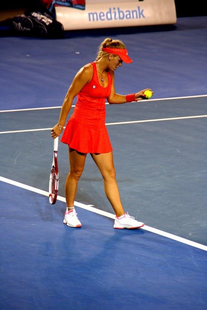 Wozniackis karriere kan lakke mod enden